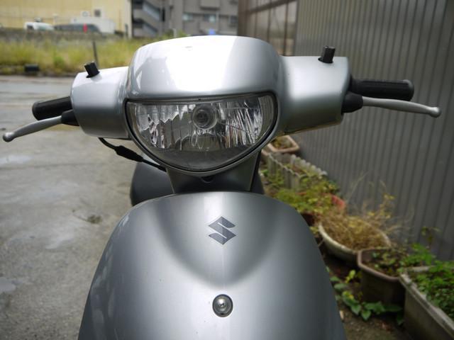 スズキ レッツ4の画像(熊本県