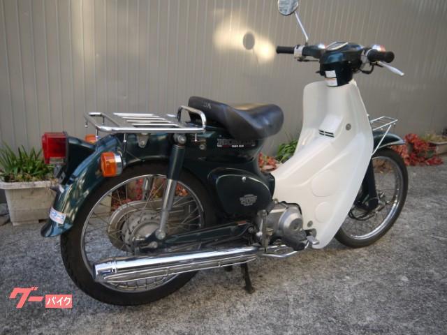 ホンダ スーパーカブ50DXの画像(熊本県