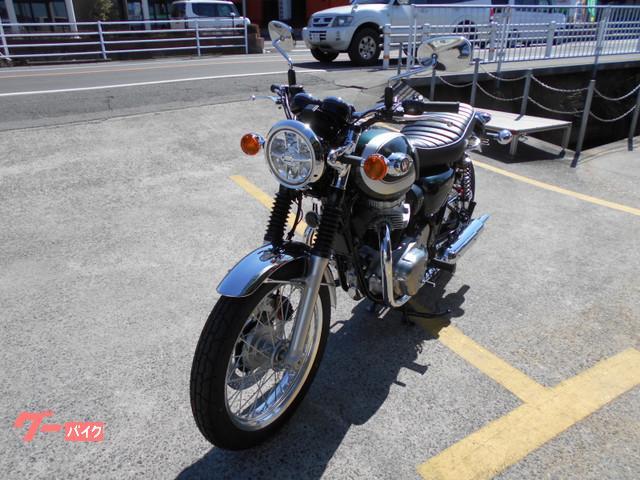 カワサキ W800の画像(鹿児島県
