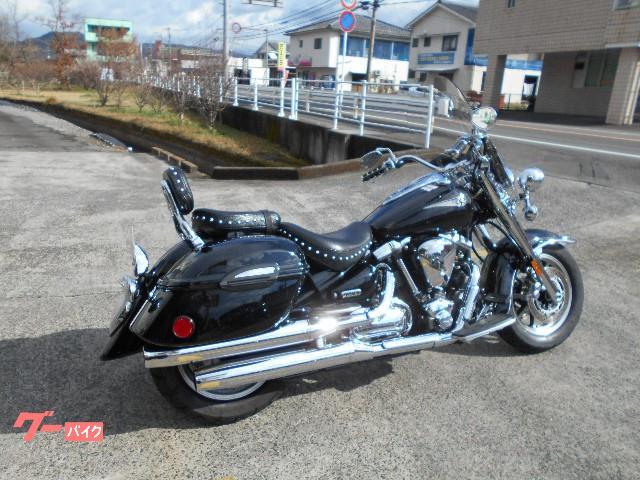 ヤマハ XV1700ATMTロードスターミッドナイト Silveradoの画像(鹿児島県