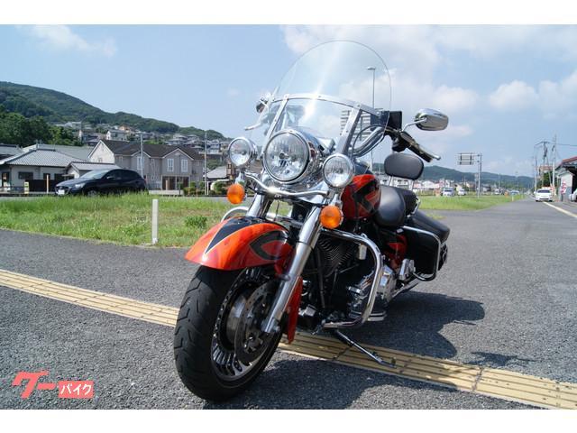 HARLEY-DAVIDSON FLHR ロードキングの画像(長崎県