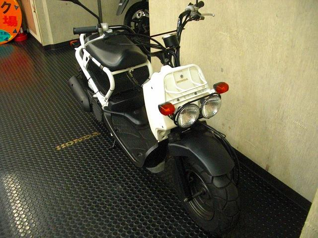 ホンダ ズーマー グーバイク鑑定車の画像(長崎県
