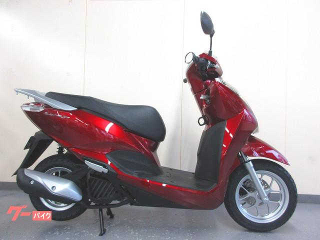 リード125 ワントーン 国内最新モデル