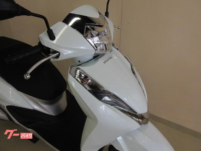ホンダ リード125 ツートーン 国内最新モデルの画像(宮崎県