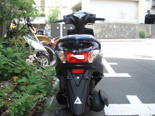 ヤマハ AXIS Z 新型の画像(長崎県
