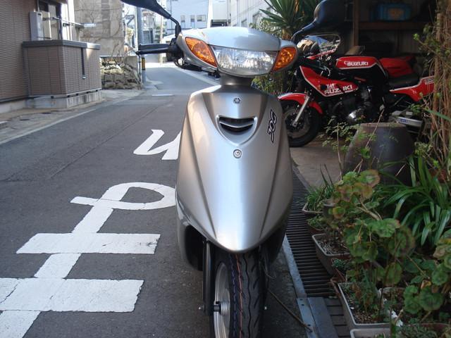 ヤマハ JOG ドライブベルト Fタイヤ新品の画像(長崎県