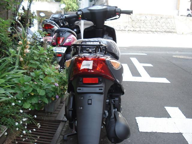 ヤマハ JOGの画像(長崎県