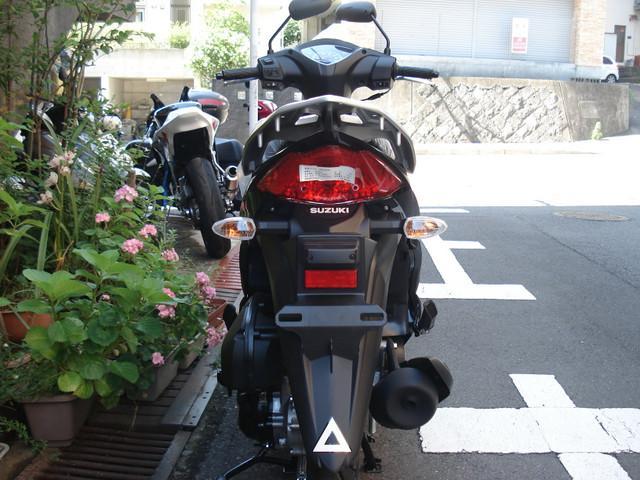 スズキ アドレス110の画像(長崎県