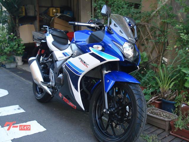 スズキ GSX250Rの画像(長崎県