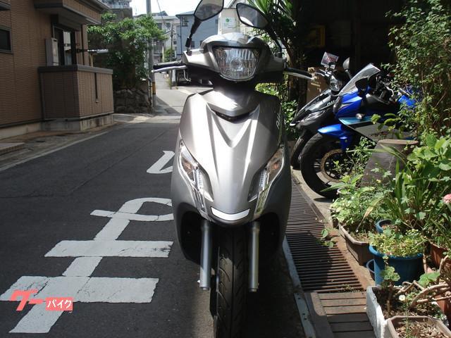 スズキ アドレス125の画像(長崎県