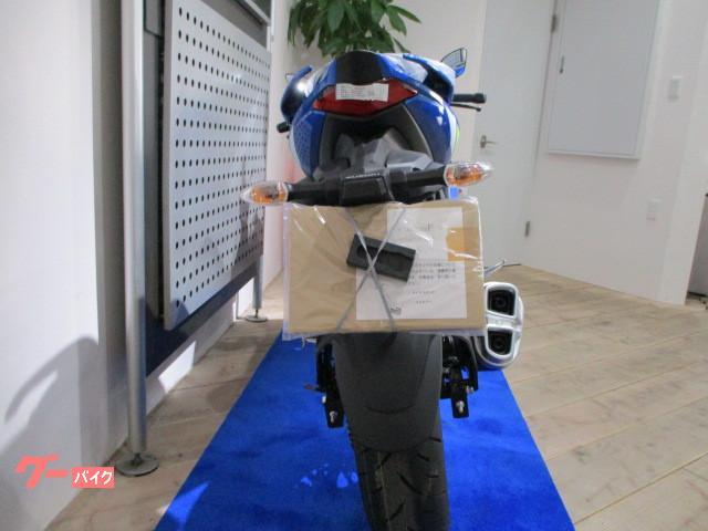 スズキ GIXXER SF 250 新型の画像(長崎県
