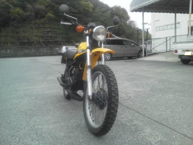 ヤマハ DT250の画像(福岡県