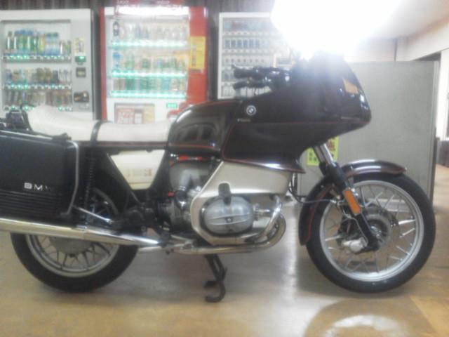 BMW R100RTの画像(福岡県
