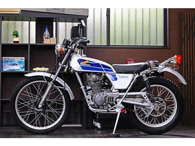 ホンダ TL125Sイーハトーブ ノーマルの画像(佐賀県