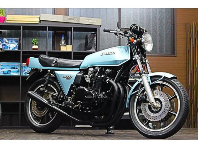 カワサキ KZ1000LTD Z1R仕様 エンジンOH レストア済の画像(佐賀県