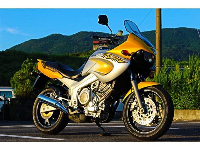 ヤマハ TDM850の画像(佐賀県