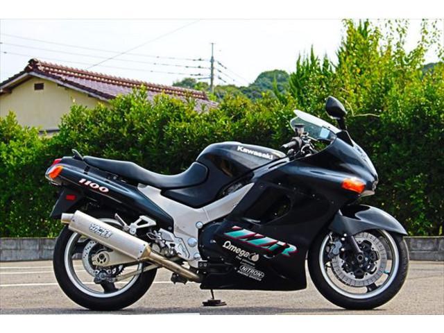 カワサキ ZZ-R1100の画像(佐賀県