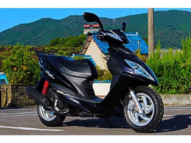 SYM X'PRO ファイター150 4Vの画像(佐賀県