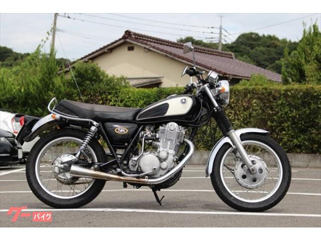 ヤマハ SR400の画像(佐賀県