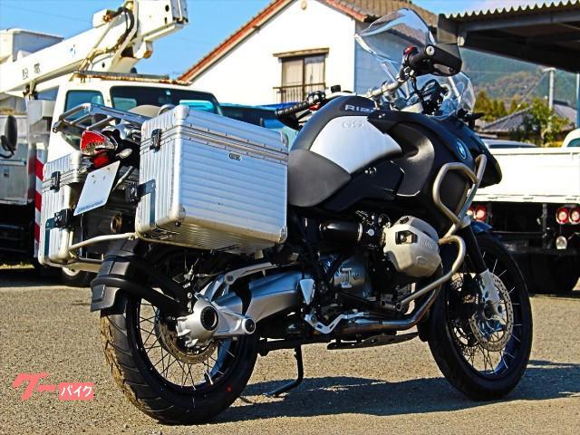 BMW R1200GSアドベンチャーの画像(佐賀県