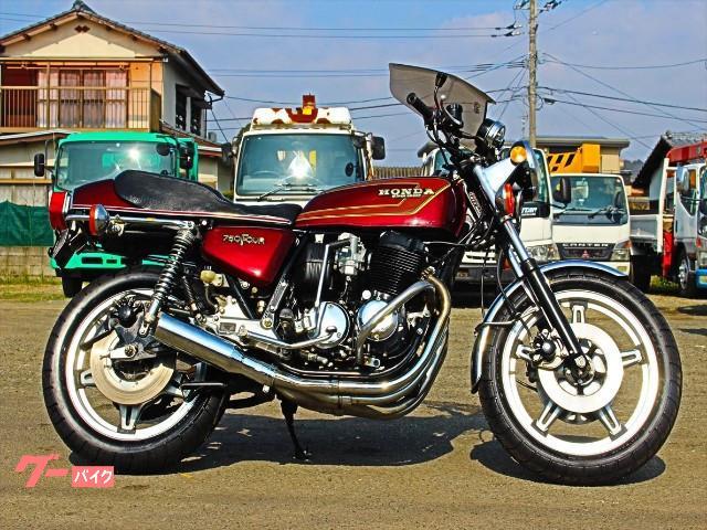 ホンダ CB750FourIIの画像(佐賀県