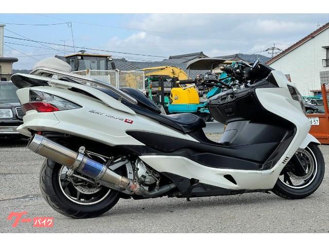 スズキ スカイウェイブ250 タイプMの画像(佐賀県