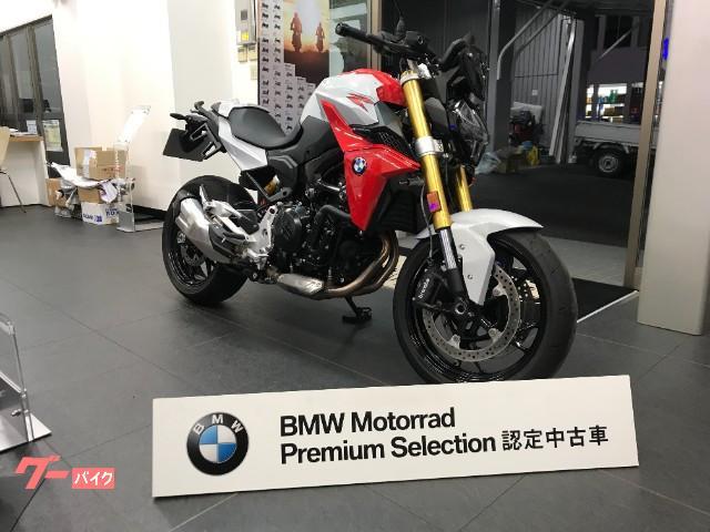 BMW F900R プレミアムライン 認定中古車の画像(鹿児島県