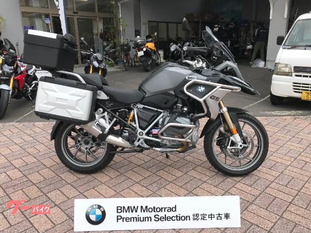 BMW R1250GS プレミアムライン・フルパニアケース・タンクガード・認定中古車の画像(鹿児島県