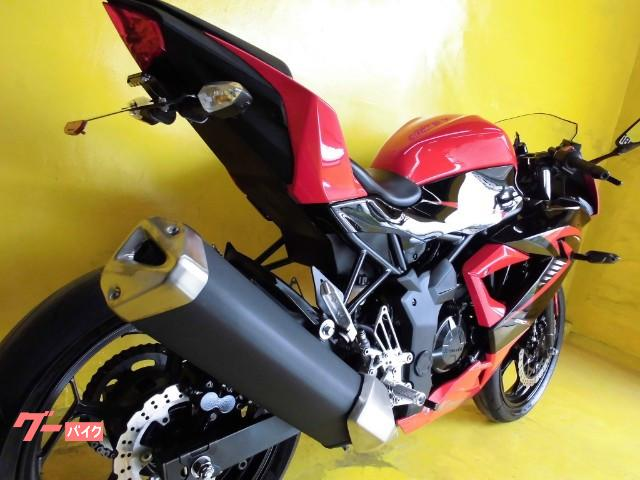 カワサキ Ninja 250SLの画像(長崎県