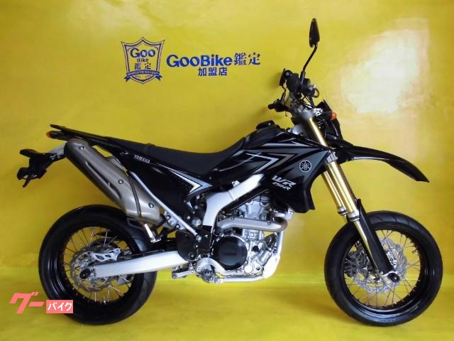 WR250X R改 グーバイク鑑定車
