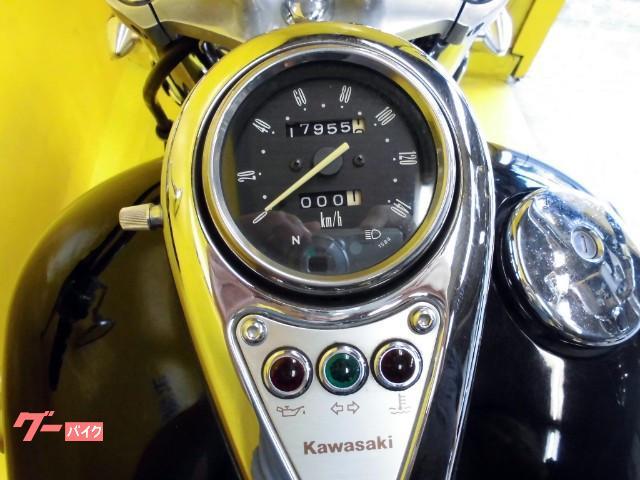 カワサキ バルカン400ドリフターの画像(長崎県