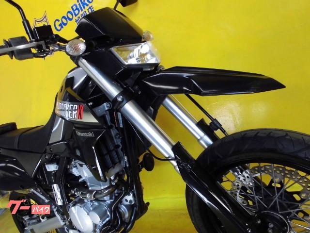 カワサキ DトラッカーX グーバイク鑑定車の画像(長崎県