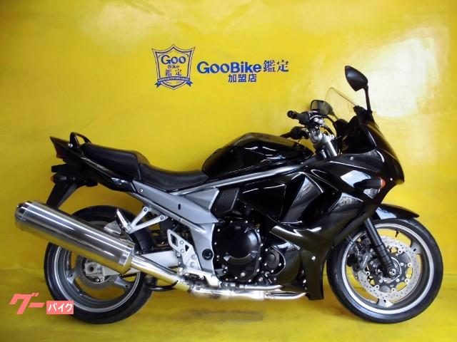 Bandit1250F−ABS グーバイク鑑定車