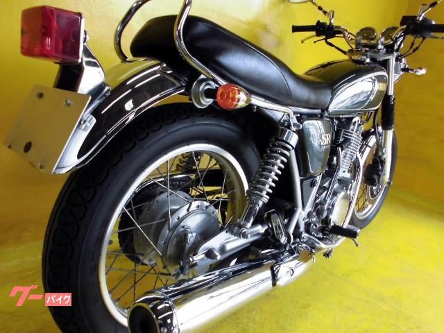 ヤマハ SR400 FI 35thアニバーサリーモデル グーバイク鑑定車の画像(長崎県