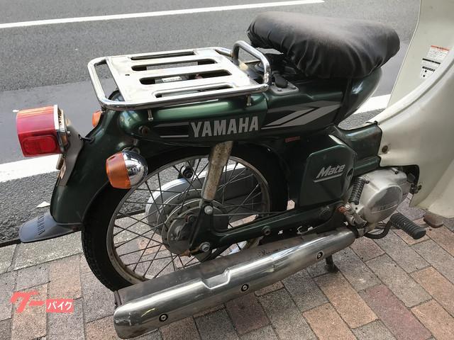 ヤマハ メイトの画像(長崎県