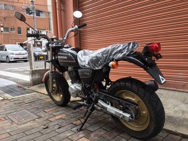 ホンダ Ape100DXの画像(長崎県