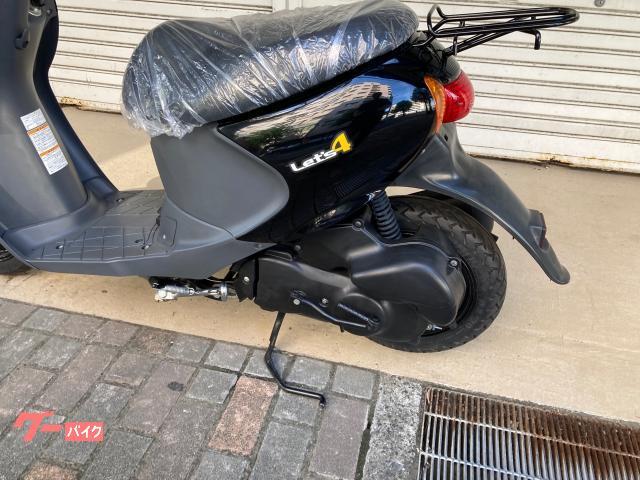 スズキ レッツ4 インジェクション車輌の画像(長崎県