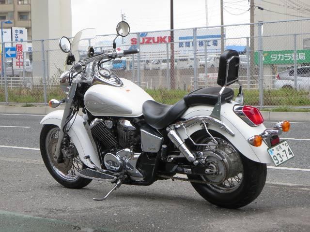 ホンダ シャドウ400の画像(福岡県