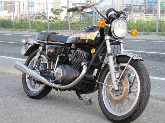 ヤマハ TX750の画像(福岡県