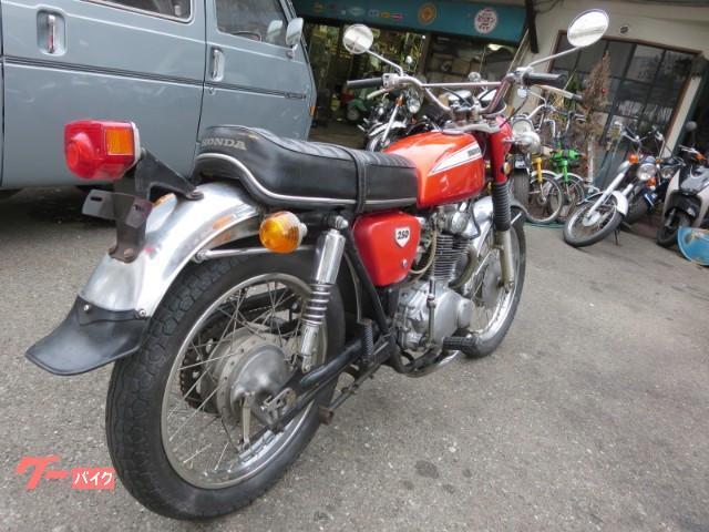 ホンダ CL250の画像(福岡県