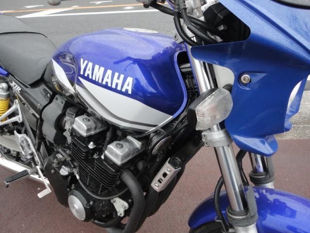 ヤマハ XJR400R WR'Sマフラーの画像(宮崎県