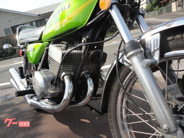 カワサキ KH400の画像(宮崎県
