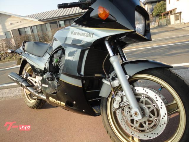 カワサキ GPZ900R ノーマルマフラー有の画像(宮崎県