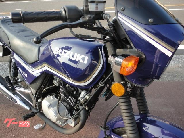 スズキ GS125の画像(宮崎県