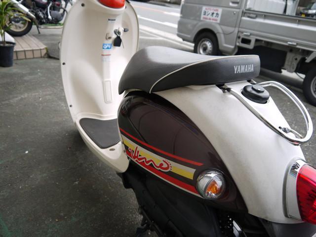 ヤマハ ビーノ FIの画像(熊本県