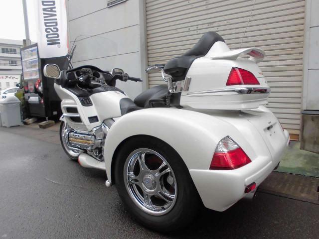 ホンダ ゴールドウイング GL1800 トライクの画像(鹿児島県