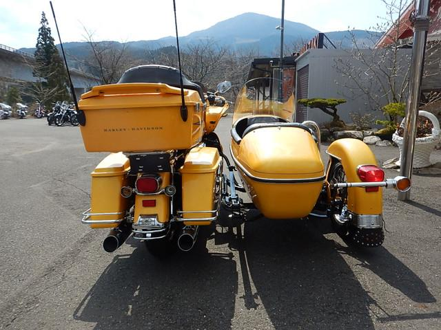 HARLEY-DAVIDSON FLTR ロードグライドサイドカーの画像(宮崎県