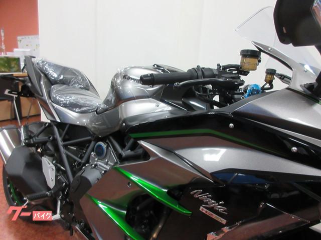 カワサキ Ninja H2 SX SE+の画像(福岡県