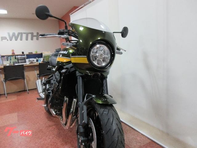 カワサキ Z900RSカフェの画像(福岡県