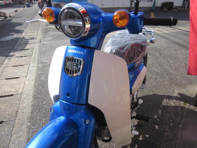 ホンダ スーパーカブ110 最新モデル 日本製の画像(福岡県